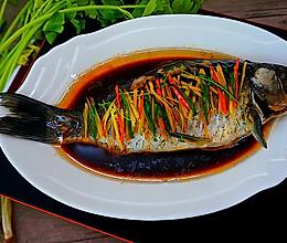 健康饮食----清蒸鲫鱼的做法