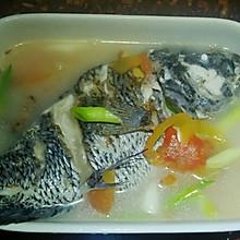 番茄石斑鱼汤
