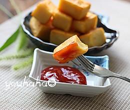 脆皮豌豆凉粉#自己做更健康#的做法