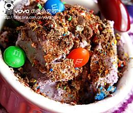 DIY暴风雪冰淇淋的做法