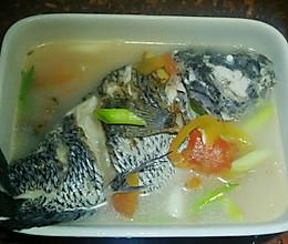 番茄石斑鱼汤的做法