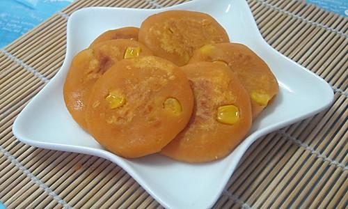 【黄金甜心煎饼】外脆内棉,吃起来也很营养の的做法