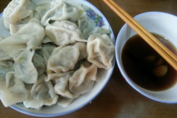 家常饺子的做法
