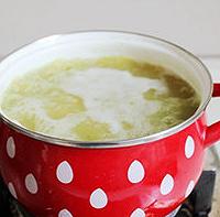绿豆汤的做法图解3