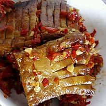 麻辣香干豆腐