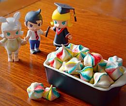 #夏日冰品不能少#童趣蛋白糖的做法