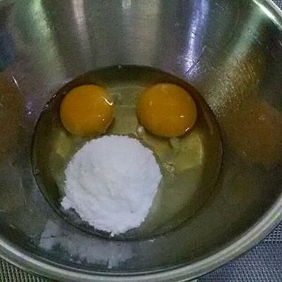 薄脆水果甜筒的做法 步骤1