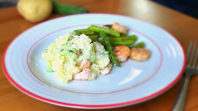 低脂日式土豆沙拉