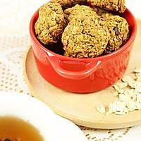 【微体】纯燕麦减肥零食饼干的做法图解12