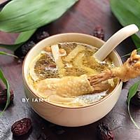 #今天吃什么# 椰子鸡汤的做法图解6