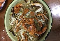 粉丝蒸螃蟹(简单又美味)的做法