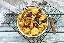 #秋天怎么吃#红葱头蒸鸡的做法