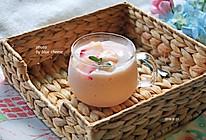 水蜜桃酸奶果饮的做法