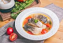番茄黑鱼汤的做法