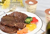 快手晚餐(香煎牛排&提拉米苏)的做法