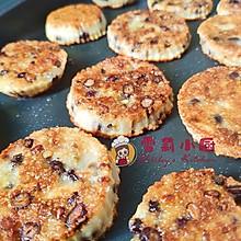 #麦子厨房#美食锅#香煎糯米糕