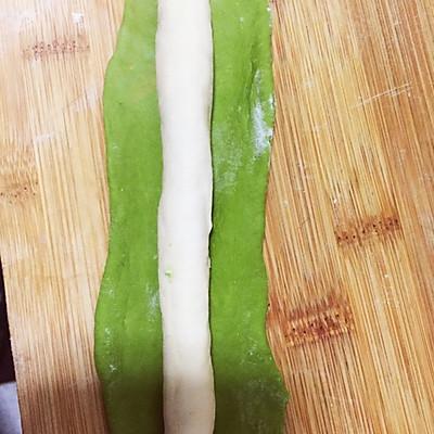 翡翠白菜-------新年饺子的做法 步骤4