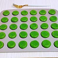 #母亲节,给妈妈做道菜#菠菜小饼干的做法图解10