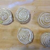 葱油饼的做法图解7