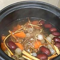 五指毛桃水鸭汤的做法图解4