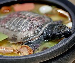 火腿炖甲鱼的做法