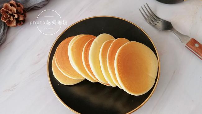 日式松饼的做法