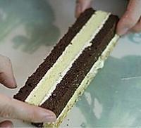 双色棋格奶油蛋糕的做法图解20