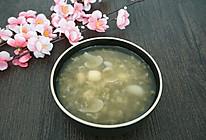 莲子百合绿豆汤的做法