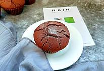 #尽享安心亲子食刻#巧克力萌麦芬的做法