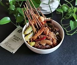 #营养小食光#潮汕卤水串串儿的做法