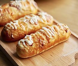 芝士火腿面包条的做法