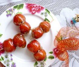 #中秋团圆食味# 冰糖葫芦的做法