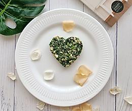 芝麻豆腐拌菠菜--复刻《昨日的美食》的做法