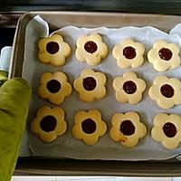 草莓果酱饼干#享美味#的做法图解13