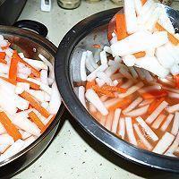 糖醋爽脆腌萝卜条的做法图解7