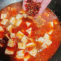 麻婆豆腐 家庭简单版的做法图解13