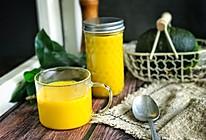 #秋天怎么吃#南瓜燕麦小米糊的做法