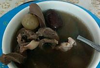 红枣桂圆猪心汤的做法