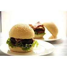 汉堡胚-汉堡专用小圆面包