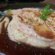 晨间食光:《向往的生活》里的黑胡椒土豆泥