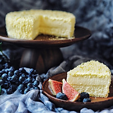复刻回忆-网红双层起司蛋糕#KitchenAid的美食故事#