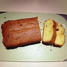 #营养百香果#百香果磅蛋糕