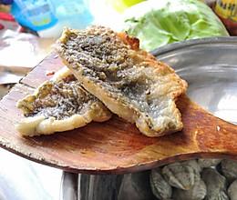 椒盐鱼排的做法