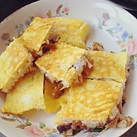 电饼档小锅豆皮(简易米饭版)的做法图解8