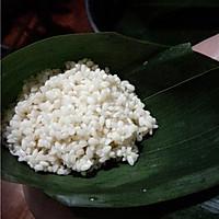 菜鸟也能包粽子:五香鲜肉粽的做法图解7