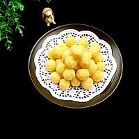 椰香土豆球#美的FUN烤箱·焙有FUN儿#