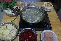 暖心暖胃的羊肉汤的做法