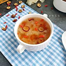 桃胶银耳汤#做道好菜,自我宠爱!#