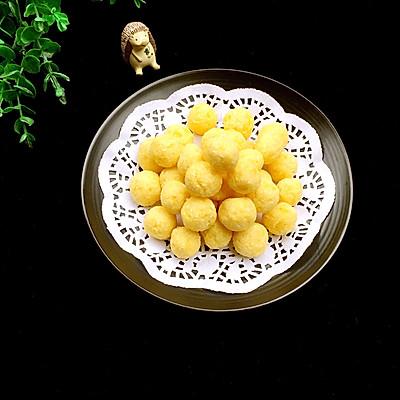 椰香土豆球