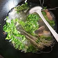 肉丸粉丝汤的做法图解6